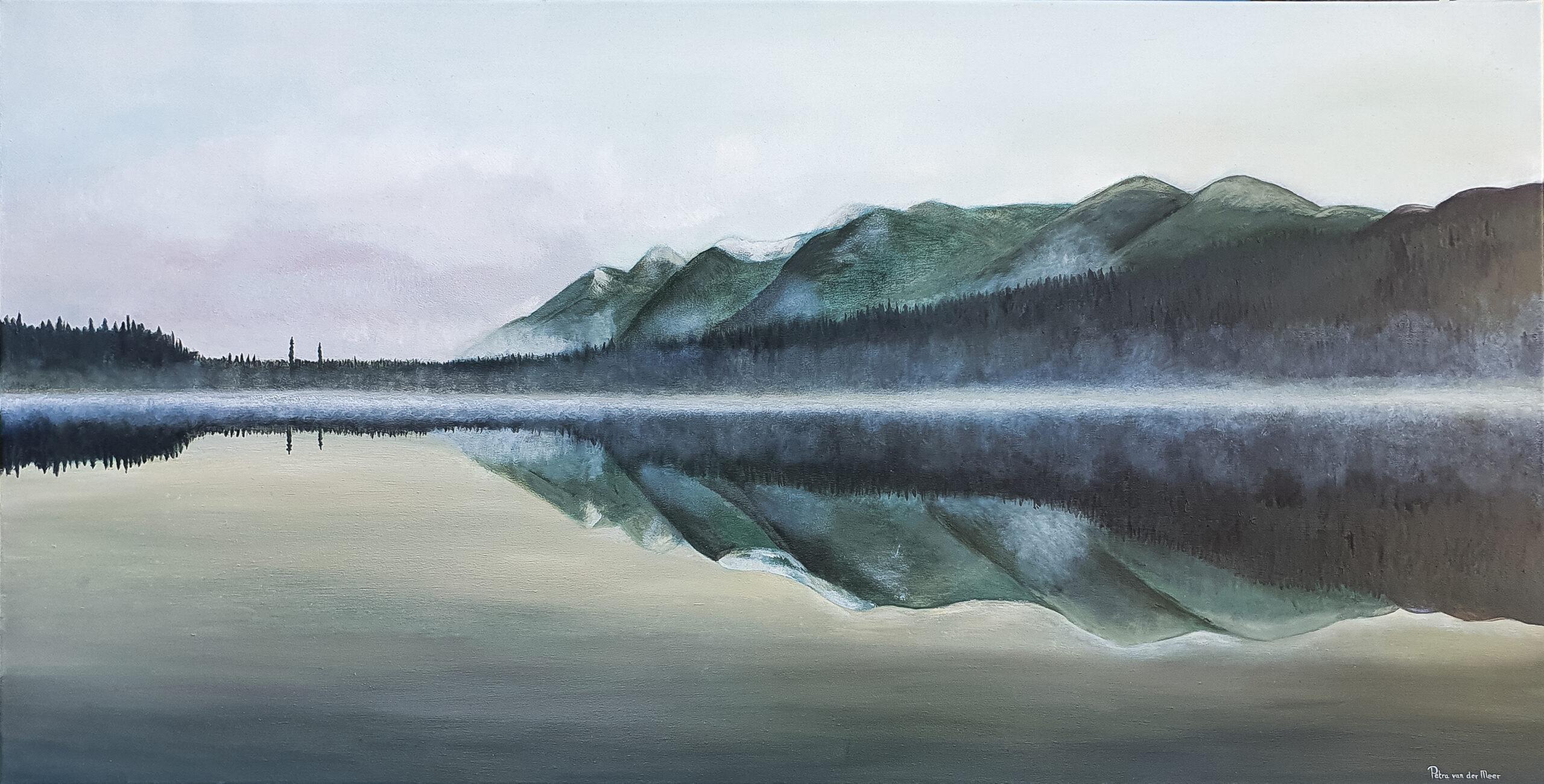 Mist | 120 x 60 cm
